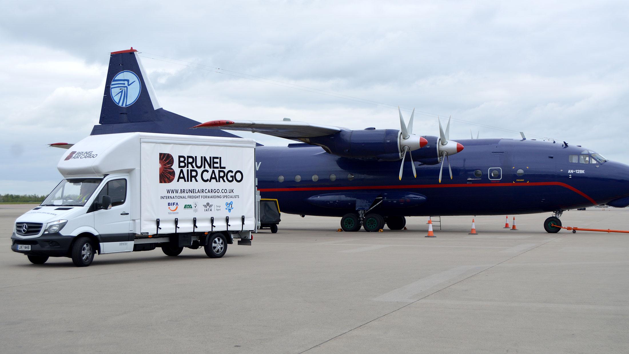 Brunel Air Cargo Services Ltd - Brunel Air Cargo
